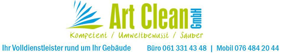Art Clean Reinigung / Unser Schutz für Ihre Gesundheit und unsere Umwelt